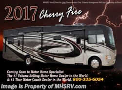 New 2017  Thor Motor Coach Outlaw 37RB Toy Hauler RV for Sale W/3 A/C & Pwr Bunk by Thor Motor Coach from Motor Home Specialist in Alvarado, TX
