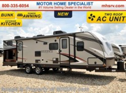 New 2017  Heartland RV Wilderness 3150DS Bunk Model RV for Sale at MHSRV.com by Heartland RV from Motor Home Specialist in Alvarado, TX