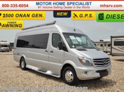 New 2017  Coachmen Galleria 24TD Sprinter Diesel RV for Sale at MHSRV by Coachmen from Motor Home Specialist in Alvarado, TX