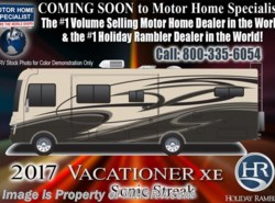 New 2017  Holiday Rambler Vacationer XE 36D Bunk Model RV for Sale at MHSRV W/ King Bed by Holiday Rambler from Motor Home Specialist in Alvarado, TX