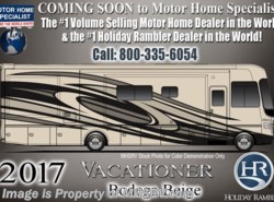 New 2017  Holiday Rambler Vacationer 36X RV for Sale at MHSRV.com W/LX Package by Holiday Rambler from Motor Home Specialist in Alvarado, TX