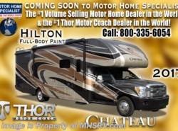 New 2017  Thor Motor Coach Chateau Super C 35SB Bunk House Super C RV for Sale at MHSRV by Thor Motor Coach from Motor Home Specialist in Alvarado, TX