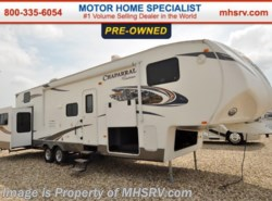 Used 2013  Coachmen Chaparral bath and 1/2 with loft bedroom by Coachmen from Motor Home Specialist in Alvarado, TX