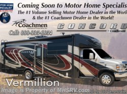 New 2017  Coachmen Concord 300DS RV for Sale at MHSRV W/Aluminum Rims by Coachmen from Motor Home Specialist in Alvarado, TX