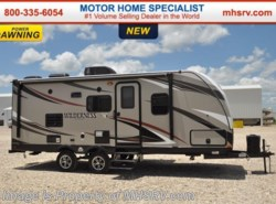 New 2017  Heartland RV Wilderness 2175RB RV for Sale at MHSRV.com by Heartland RV from Motor Home Specialist in Alvarado, TX