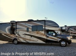 New 2017  Thor Motor Coach Chateau Super C 35SD Super C RV for Sale at MSHRV W/ Cabover Ent by Thor Motor Coach from Motor Home Specialist in Alvarado, TX
