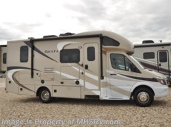 New 2017  Thor Motor Coach Four Winds Siesta Sprinter 24SR Diesel Sprinter RV for Sale at MHSRV.com by Thor Motor Coach from Motor Home Specialist in Alvarado, TX