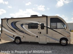 New 2017  Thor Motor Coach Axis 25.3 RV for Sale at MHSRV.com W/Upgraded A/C by Thor Motor Coach from Motor Home Specialist in Alvarado, TX