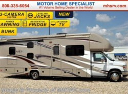 New 2017  Holiday Rambler Vesta 30D Class C Bunk House RV for Sale at MHSRV.com by Holiday Rambler from Motor Home Specialist in Alvarado, TX