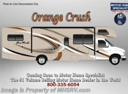 New 2017  Thor Motor Coach Four Winds 22E RV for Sale at MHSRV W/Ext. Shower & 3 Cams by Thor Motor Coach from Motor Home Specialist in Alvarado, TX