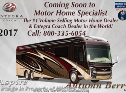 New 2017  Entegra Coach Aspire 44U Luxury Bath & 1/2 RV for Sale at MHSRV.com by Entegra Coach from Motor Home Specialist in Alvarado, TX