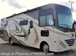New 2017  Thor Motor Coach Hurricane 31S RV for Sale at MHSRV 5.5KW Gen, Jacks & 2 A/C by Thor Motor Coach from Motor Home Specialist in Alvarado, TX