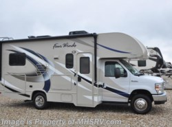 New 2017  Thor Motor Coach Four Winds 22E RV for Sale at MHSRV W/Ext. TV, 3 Cams by Thor Motor Coach from Motor Home Specialist in Alvarado, TX