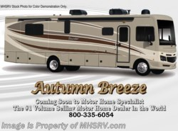 New 2017  Fleetwood Bounder 33C RV for Sale at MHSRV W/Sat, LX Package, W/D by Fleetwood from Motor Home Specialist in Alvarado, TX