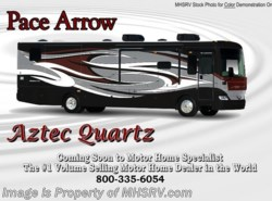 New 2017  Fleetwood Pace Arrow LXE 38B Bunk Model Diesel RV for Sale at MHSRV.com by Fleetwood from Motor Home Specialist in Alvarado, TX