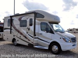 New 2017  Thor Motor Coach Chateau Citation Sprinter 24SR Diesel Sprinter RV for Sale at MHSRV.com by Thor Motor Coach from Motor Home Specialist in Alvarado, TX