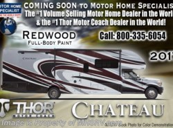 New 2017  Thor Motor Coach Chateau Super C 35SM Super C RV W/King Bed for Sale at MHSRV.com by Thor Motor Coach from Motor Home Specialist in Alvarado, TX
