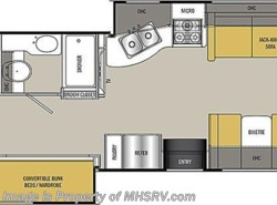 New 2017  Coachmen Pursuit 33BHP Bunk House RV for Sale at MHSRV W/2 15K A/Cs by Coachmen from Motor Home Specialist in Alvarado, TX