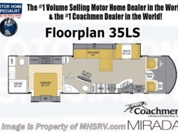 New 2017  Coachmen Mirada 35LS Bath & 1/2 RV for Sale at MHSRV W/2 A/Cs by Coachmen from Motor Home Specialist in Alvarado, TX