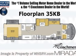 New 2017  Coachmen Mirada 35KB RV for Sale at MHSRV.com W/15K A/Cs, King by Coachmen from Motor Home Specialist in Alvarado, TX