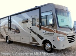 New 2018  Coachmen Mirada 35KB RV for Sale at MHSRV.com W/Ext TV, 15K A/Cs by Coachmen from Motor Home Specialist in Alvarado, TX
