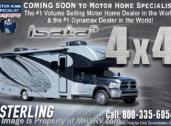New 2017  Dynamax Corp Isata 5 Series 36DS 4X4 Super C RV for Sale W/55 inch TV, King by Dynamax Corp from Motor Home Specialist in Alvarado, TX