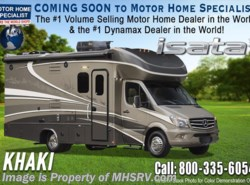 New 2017  Dynamax Corp Isata 3 Series 24FWM Sprinter Diesel RV W/Sat, GPS, Dual Recliner by Dynamax Corp from Motor Home Specialist in Alvarado, TX