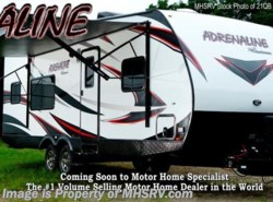 New 2017  Coachmen Adrenaline 19CB Bunk Model Toy Hauler W/15K A/C, Gen by Coachmen from Motor Home Specialist in Alvarado, TX