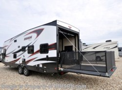 New 2017  Coachmen Adrenaline Toy Hauler 26CB W/Pwr Bed, 15K  A/C & 4KW Gen by Coachmen from Motor Home Specialist in Alvarado, TX