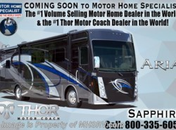 New 2017  Thor Motor Coach Aria 3601 RV for Sale at MHSRV 360HP, Pwr Loft, W/D by Thor Motor Coach from Motor Home Specialist in Alvarado, TX