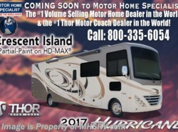 New 2017  Thor Motor Coach Hurricane 35M Bath & 1/2 Coach for Sale W/King Bed by Thor Motor Coach from Motor Home Specialist in Alvarado, TX