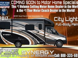 New 2017  Thor Motor Coach Synergy RB24 Sprinter Diesel RV for Sale W/Jacks by Thor Motor Coach from Motor Home Specialist in Alvarado, TX