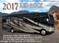 New 2017  Thor Motor Coach Outlaw 37RB Toy Hauler RV for Sale at MHSRV Patio & 3 A/C by Thor Motor Coach from Motor Home Specialist in Alvarado, TX