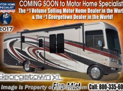 New 2017  Forest River Georgetown XL 369DS Bath & 1/2 RV for Sale W/OH Loft & W/D by Forest River from Motor Home Specialist in Alvarado, TX