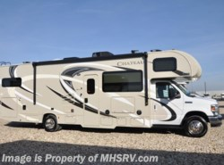 New 2017  Thor Motor Coach Chateau 31E Bunk Model RV for Sale at MHSRV W/Jacks by Thor Motor Coach from Motor Home Specialist in Alvarado, TX