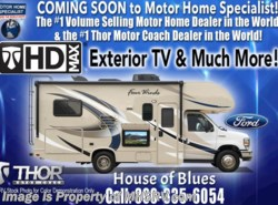 New 2017  Thor Motor Coach Four Winds 22E W/HD-Max, Ext TV, 15K A/C, Back-Up Cam & Ford by Thor Motor Coach from Motor Home Specialist in Alvarado, TX