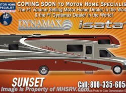 New 2017  Dynamax Corp Isata 4 Series 31DSF Luxury Class C RV for Sale at MHSRV by Dynamax Corp from Motor Home Specialist in Alvarado, TX