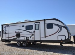 Used 2015  Cruiser RV Radiance 28BHSS Bunk House W/ Slide by Cruiser RV from Motor Home Specialist in Alvarado, TX