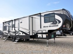 New 2017  Heartland RV Road Warrior RW362 Bunk Bed, Bath & 1/2, Res Fridge, 3 A/C by Heartland RV from Motor Home Specialist in Alvarado, TX