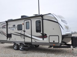 New 2017  Cruiser RV Radiance Ultra-Lite 23RB RV for Sale @ MHSRV W/King Bed by Cruiser RV from Motor Home Specialist in Alvarado, TX