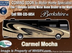 New 2017  Forest River Berkshire XL 40A-380 2017.5 Model W/Sat, Safe & Stack W/D by Forest River from Motor Home Specialist in Alvarado, TX