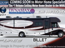 "New 2018  Dynamax Corp Force 37BH Bunks, 50"" TV, Fireplace, W/D, Theater Seats by Dynamax Corp from Motor Home Specialist in Alvarado, TX"