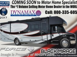New 2017  Dynamax Corp Force HD 37TS Super C for Sale at MHSRV W/Solar, W/D by Dynamax Corp from Motor Home Specialist in Alvarado, TX