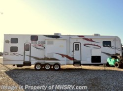Used 2010  SunnyBrook Big Dog toy hauler with 3 slides by SunnyBrook from Motor Home Specialist in Alvarado, TX