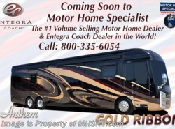 New 2018  Entegra Coach Anthem 44B Bath & 1/2 Luxury RV for Sale W/Theater Seats by Entegra Coach from Motor Home Specialist in Alvarado, TX