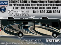 New 2018  Thor Motor Coach Challenger 37YT Coach for Sale at MHSRV W/King Bed by Thor Motor Coach from Motor Home Specialist in Alvarado, TX