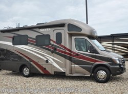 New 2018 Thor Motor Coach Four Winds Siesta Sprinter 24SV RV for Sale at MHSRV W/Summit Pkg & Dsl Gen available in Alvarado, Texas