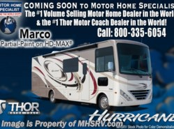 New 2018 Thor Motor Coach Hurricane 34J RV for Sale at MHSRV W/Bunk Beds & King Bed available in Alvarado, Texas