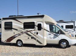 New 2018 Thor Motor Coach Compass 23TR Diesel RV for Sale at MHSRV.com W/ Ext. TV available in Alvarado, Texas