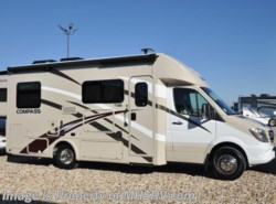 New 2018 Thor Motor Coach Compass 24TX Sprinter Diesel RV for Sale W/Dsl Gen available in Alvarado, Texas